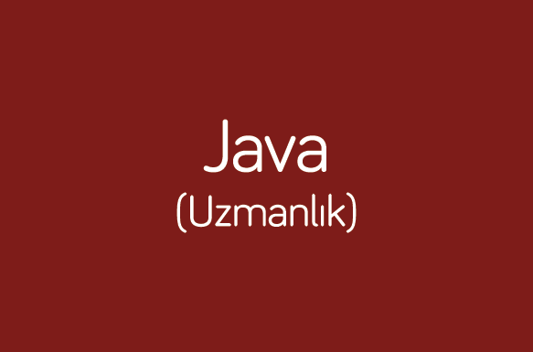 Java-uzmanlik